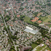 Weinstadt aerial photos