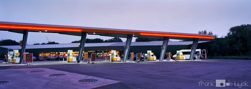 Fuel stations photos
