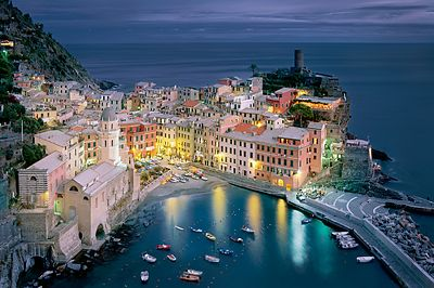Vernazza Evening