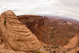 Canyonlands National Park, U.S. National Park located in southeastern Utah near the town of Moab.