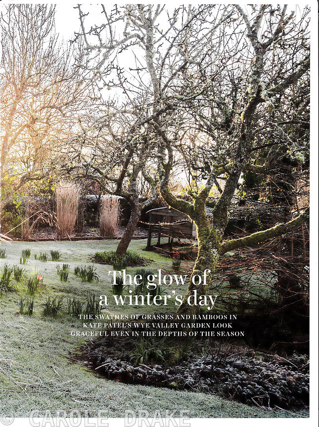 Barn House, Country Homes and Interiors, January photographs