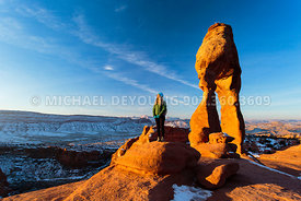 Utah Travel - Arches National Park