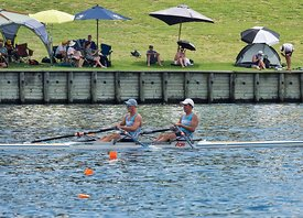 Taken during the Cambridge Town Cup and NI Championships 2018, Lake Karapiro, Cambridge, New Zealand; ©  Rob Bristow; Frame  - Taken on: Friday - 26/01/2018-  at 13:49.30