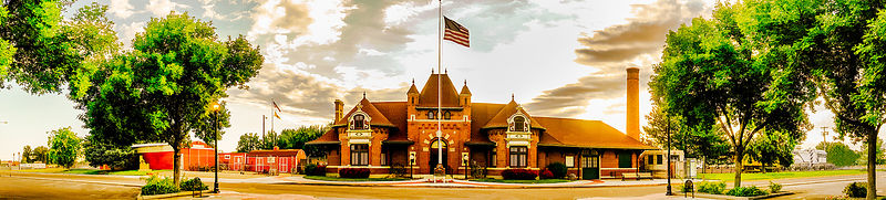 Nampa Train Depot photos