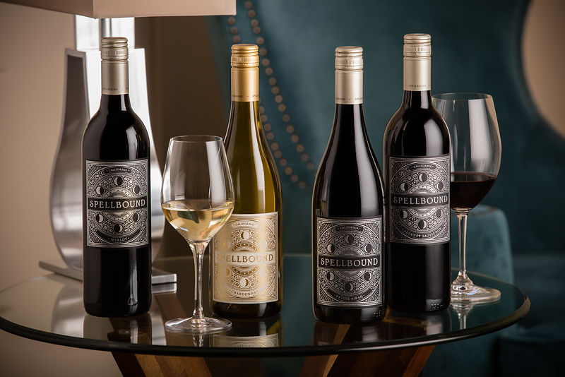 Styled food and wine photography by California Bay Area commercial photographer Jason Tinacci