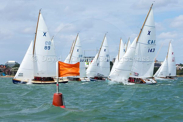 SAILING SCENES ON ADIDAS POOLE WEEK: DAY 1 photos