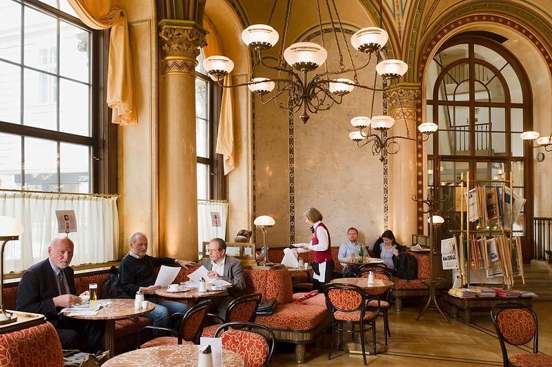 Grand Hotel Cafe Mozart