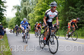Le Tour de Terra Cotta, Elite and Masters/Open Road Race; Terra Cotta, Caledon, On; August 3, 2015