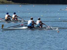 Taken during the National Championships 2018, Lake Karapiro, Cambridge, New Zealand; ©  Rob Bristow; Frame 1042 - Taken on: Friday - 16/02/2018-  at 11:56.54