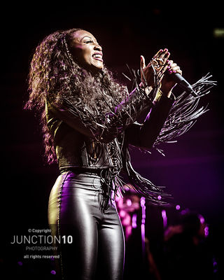 Beverley Knight - Symphony Hall photos