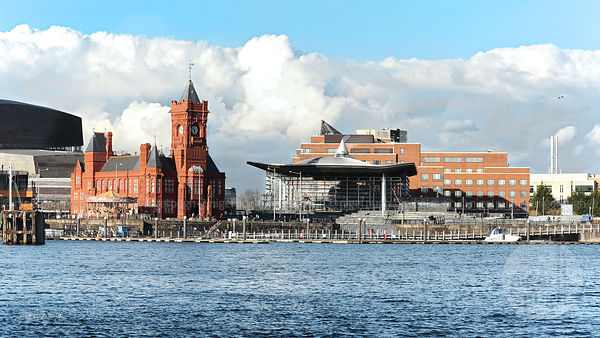 Senedd & Pier Head Building