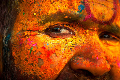 Holi - The festival of colors photos