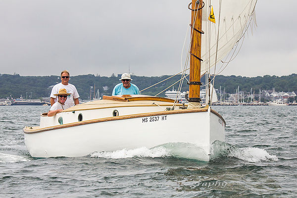 MV Catboats Racing 2018 photos