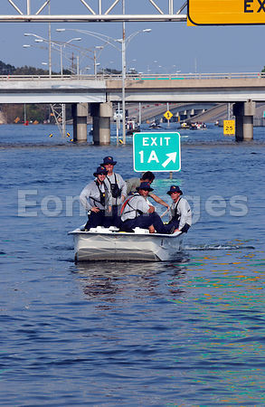 FEMA teams help rescue residents after Hurricane Katrina