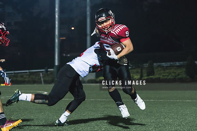 20171028 HK Warhawks vs GZ Tigers photos
