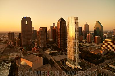 Dallas, Texas aerials