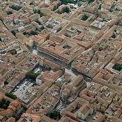 Faenza aerial photos