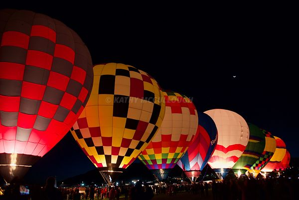 Albuquerque Balloon Festival 2018 photos
