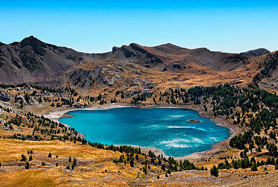 Allos Lake (Lac D'Allos)