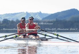 Taken during the World Masters Games - Rowing, Lake Karapiro, Cambridge, New Zealand; ©  Rob Bristow; Frame 493 - Taken on: Tuesday - 25/04/2017-  at 09:05.21