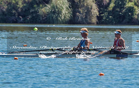 Taken during the National Championships 2018, Lake Karapiro, Cambridge, New Zealand; ©  Rob Bristow; Frame 1134 - Taken on: Friday - 16/02/2018-  at 14:34.24