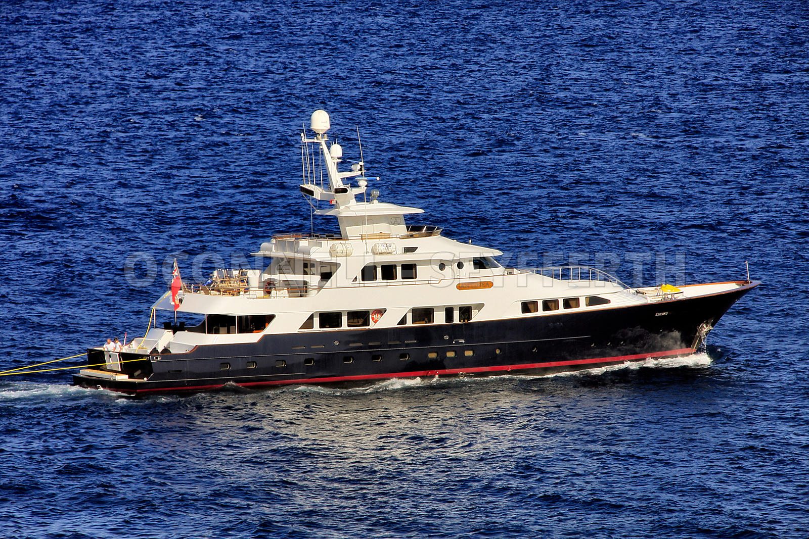 Superyacht Antinea
