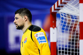 Ivan Pesic during the Final Tournament - Final Four - SEHA - Gazprom league, Bronze Medal Match Meshkov Brest - PPD Zagreb, Belarus, 09.04.2017, Mandatory Credit ©SEHA/ Stanko Gruden..
