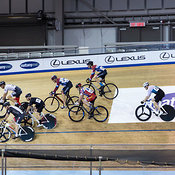 Cat 2 Men Elimination Race, 2017/2018 Track Ontario Cup #1, Mattamy National Cycling Centre, Milton On, December 10, 2017