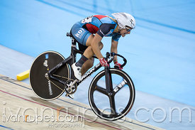 Canadian Track Championships, Mattamy National Cycling Centre, Milton, On, September 24, 2016