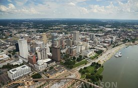 Aerial, Memphis, Tennessee
