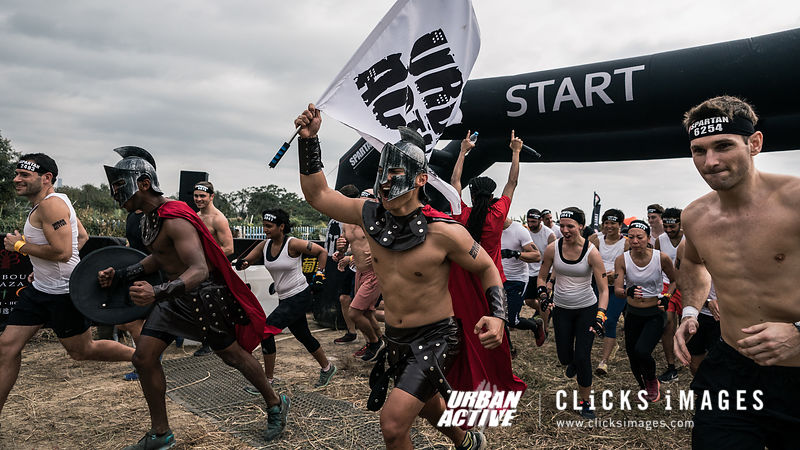 Spartan Race 2018 Apr photos