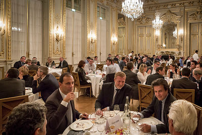 Wine&Business Club - Diner - Shangri-La 5* - Paris 16