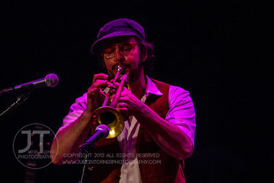 Orgone, Englert Theater, May 25th, 2012