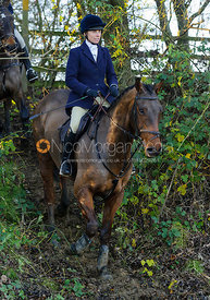 The Cottesmore Hunt at Owston 29/11