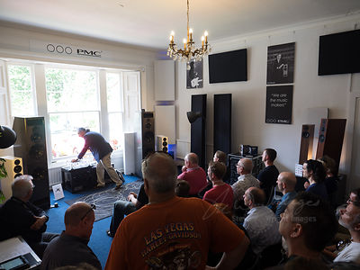 HiFi Lounge, PMC Speakers, Lotus - Open Day 2015