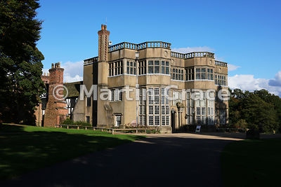Astley Hall, Chorley, Lancashire, England: an Elizabethan house dating from the late 16th century