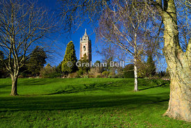 cabot tower brandon hill bristol england