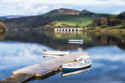 Calm and tranquil Ladybower