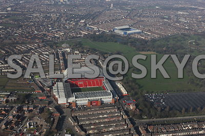 Liverpool Aerial photographs