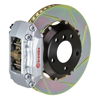 Brembo Performance A-Caliper (4-Piston) GT, GT-R, CCM-R, monobloc, 2-ps