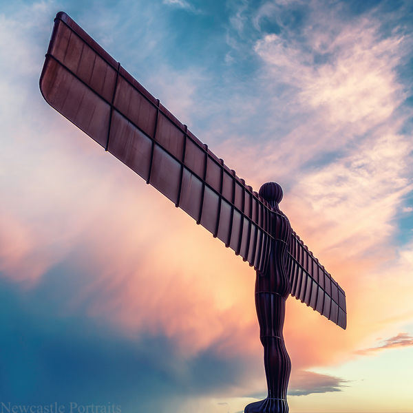 Angel of the North (square)