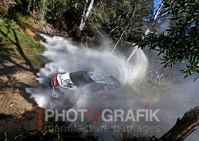 KEY WORDS: MADS OSTBERG / CITROEN DS3 / 2014 / RALLY / MOTORSPORT / AUSTRALIA