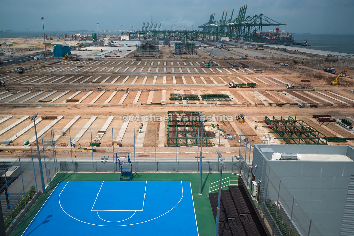 The S$3.5 billion Phase 3 and 4 expansion of Pasir Panjang Terminal was officially opened by Prime Minister Lee Hsien Loong on June 23, 2015. The expansion will add 15 million TEUs  to Singapore's handling capacity, and be fully operational as early as 2017.