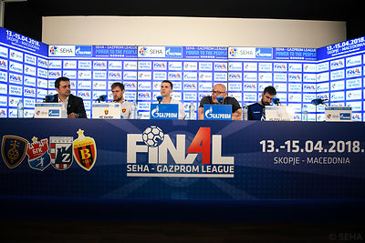 Press Conference photos