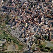 Grugliasco aerial photos