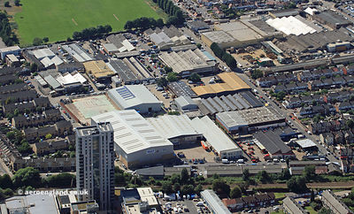 Landmark Industrial Estate, Commercial Road, Upper Edmonton, London, N18 1UB.
