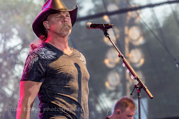 Trace Adkins California State Fair 2017 photos