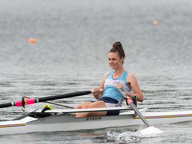 Taken during the National Championships 2018, Lake Karapiro, Cambridge, New Zealand; ©  Rob Bristow; Frame 0233 - Taken on: Tuesday - 13/02/2018-  at 13:26.19