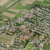 Bubenreuth aerial photos