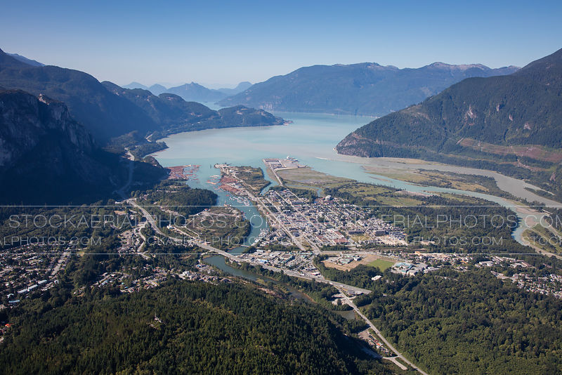 Squamish, British Columbia fort mcmurray aerial photos
